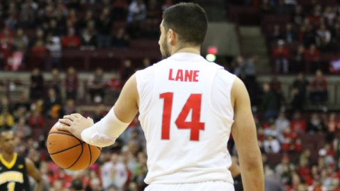 Joey Lane will play his final game at Ohio State.