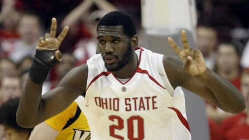 Greg Oden personified the one-and-done phenomenon for many Buckeye fans