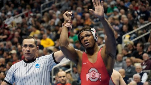 Myles Martin: Four-Time All American