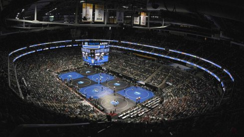 The NCAA Wrestling Championships