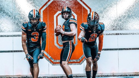 J.J. McCarthy is one of four 2020 quarterbacks the Buckeyes are heavily targeting.