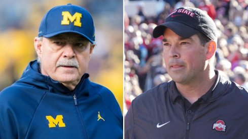 Don Brown and Ryan Day should once again run the Big Ten.