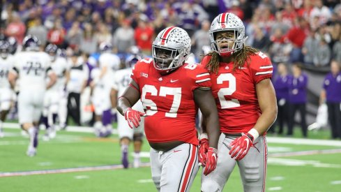 a3ae121470 Ohio State Bounces Back in Second Half for 40-28 Win over TCU ...