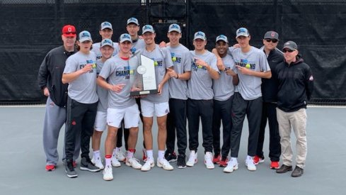 The Buckeyes are Big Ten champions again.