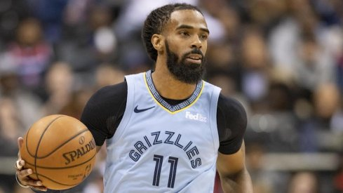 Mike Conley is heading to Utah.