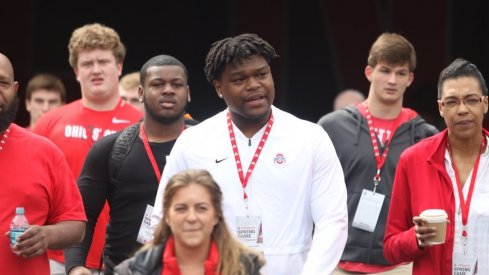 Potential Ohio State commit Darrion Henry