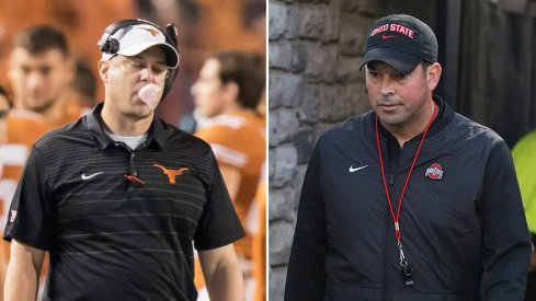 Ryan Day and Tom Herman are going head to head for Lathan Ransom and Bijan Robinson.
