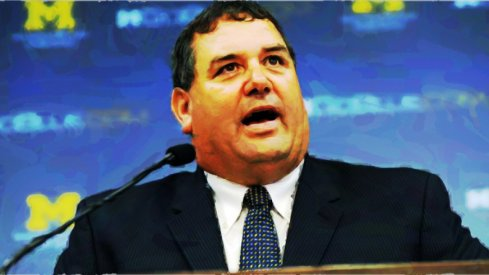 Brady Hoke hired by Michigan, 2011