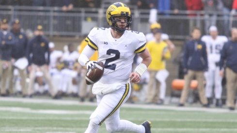 Able beat defenses with both his arm and his legs, Michigan has redesigned its offense under new coordinator Josh Gattis to take full advantage of Shea Patterson's talents.