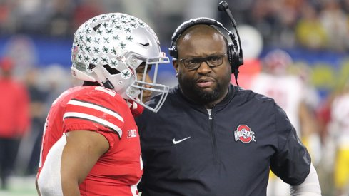 Plenty of eyes will be on Tony Alford as the Buckeyes look to close out the 2020 class.
