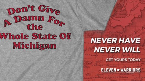 You don't give a damn about the whole state of Michigan. Let the world know