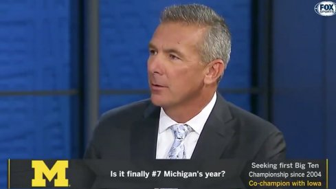 Urban Meyer had some choice words on FOX Sports' season preview show.