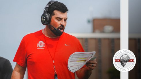 Ryan Day is calling plays in today's Skull Session.