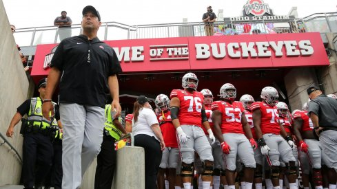 Ryan Day put his stamp on the Ohio State program in his head coaching debut.