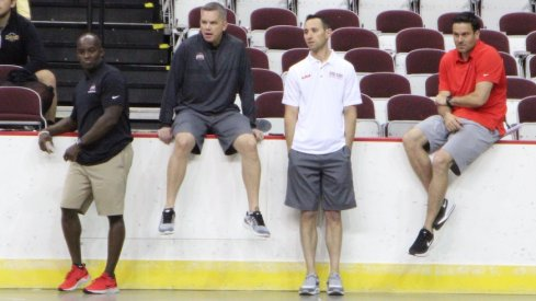 Ohio State coaches