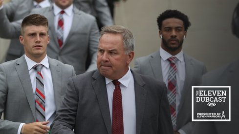 Ohio State assistant coach Kevin Wilson