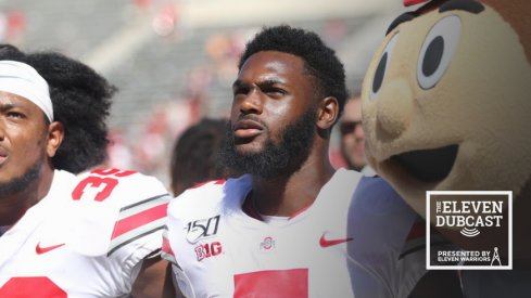 Ohio State player Baron Browning