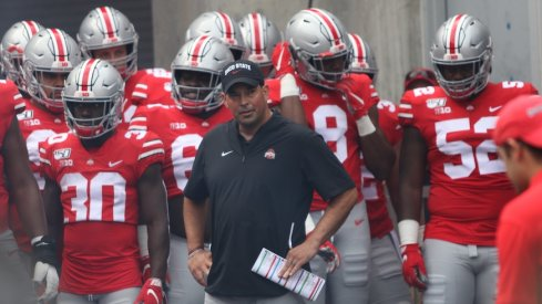 Ryan Day and the Buckeyes