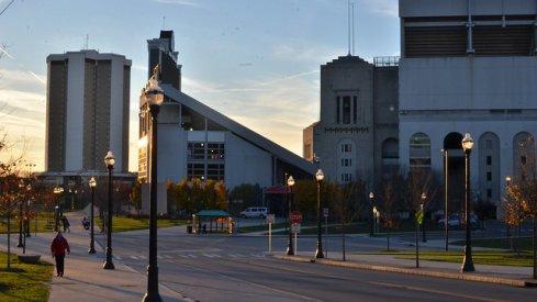 Southeast Tower of Ohio Stadium