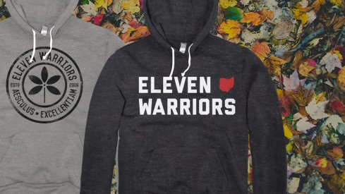 25% off Hoodies this Weekend at Eleven Warriors Dry Goods