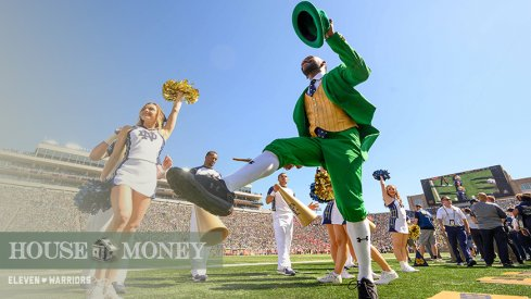 Notre Dame will look to bounce back after last week's close call in Athens.
