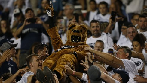 The Nittany Lions wrecked the Terps Friday night in College Park.