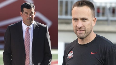 Ryan Day and Jeff Hafley
