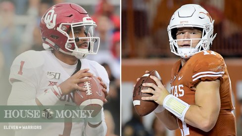 The Red River Rivalry is one of the headliners in week six.