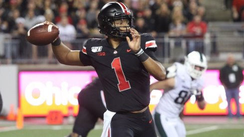 Justin Fields continues to improve as a passer, thanks to Ryan Day's progression passing game.