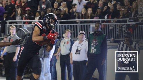Ohio State wideout Austin Mack
