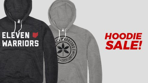 Hoodies on Sale at Eleven Warriors Dry Goods
