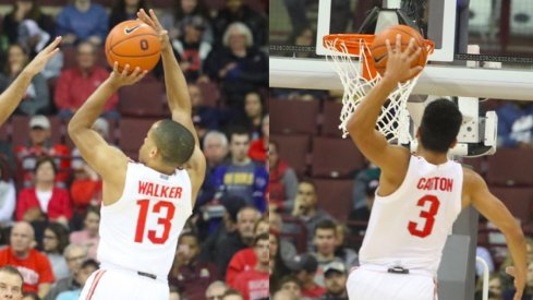 Walker and Carton provide a high octane backcourt for Chris Holtmann in his third season at Ohio State