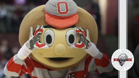 Brutus is ready.