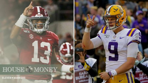It's a battle of the Heisman hopefuls in Tuscaloosa this weekend.