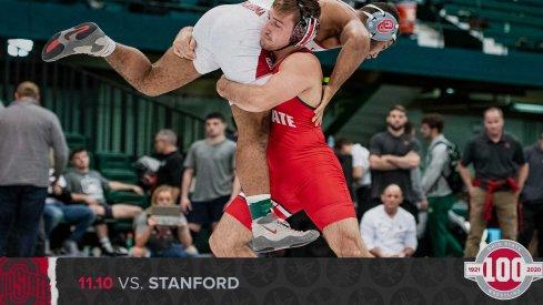 Season Opener vs. Stanford