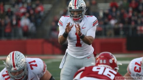 Justin Fields vs. Rutgers