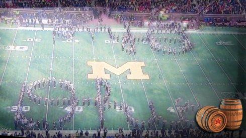 Ohio State at Michigan, 2019