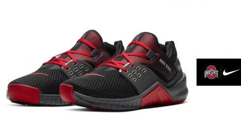Nike's Ohio State Free x Metcon
