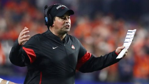 Ryan Day suffered his first loss as head coach of the Buckeyes.