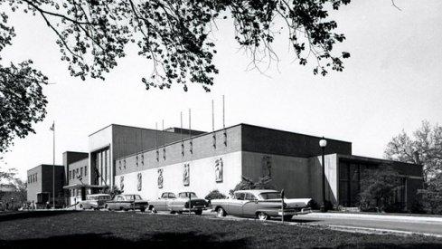 The Ohio Union, 1951