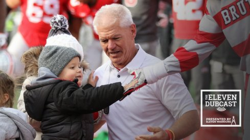 Ohio State defensive coordinator Kerry Coombs