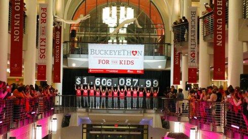BuckeyeThon raises over $1.6 million