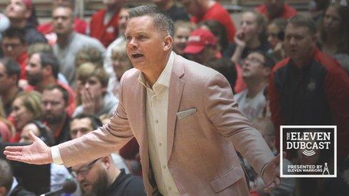 Ohio State head basketball coach Chris Holtmann