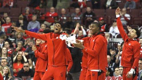 Ohio State Defeats Rutgers