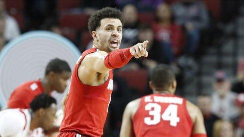 Ohio State routs Nebraska defensively