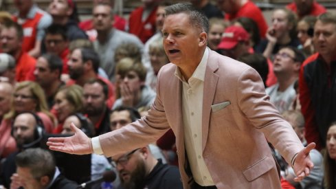 Chris Holtmann trolled Mark Turgeon.