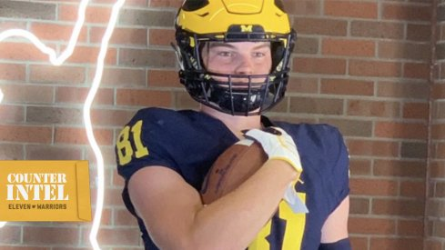 Four-star tight end Louis Hansen committed to Michigan