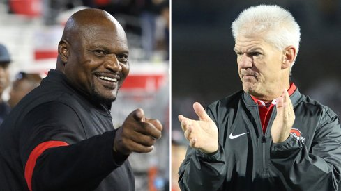Larry Johnson and Kerry Coombs are focusing on versatility in 2021.