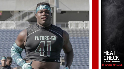 New Jersey DT Tywone Malone has surged up our 2021 recruiting board.