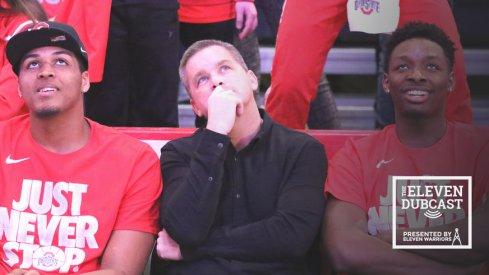 Ohio State men's basketball has some thinking to do...